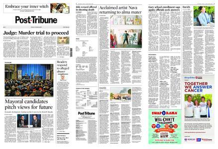 Post-Tribune – October 11, 2019