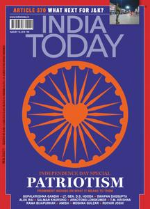 India Today - August 19, 2019