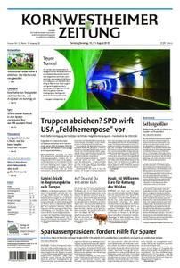 Kornwestheimer Zeitung - 10. August 2019