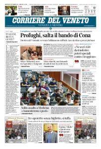 Corriere del Veneto Venezia e Mestre – 05 settembre 2018
