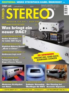 Stereo - Juli 2021