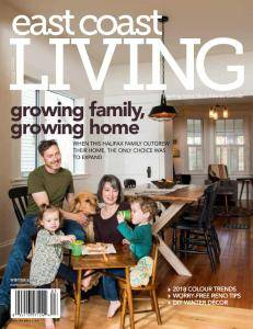 East Coast Living - Winter 2017