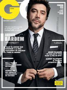 GQ España - febrero 2018