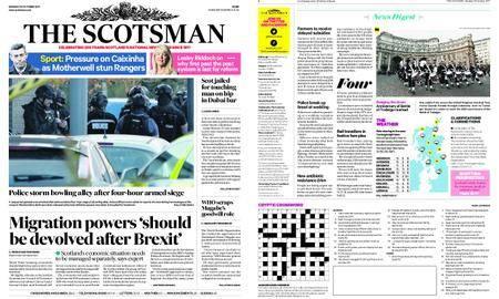 The Scotsman – October 23, 2017