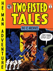 Dark Horse-The EC Archives Two Fisted Tales Vol 01 2019 Hybrid Comic eBook