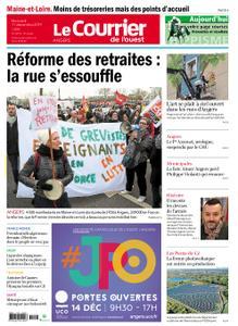 Le Courrier de l'Ouest Angers – 11 décembre 2019