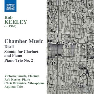 Victoria Soames Samek - Rob Keeley: Chamber Music (2019) [Official Digital Download]