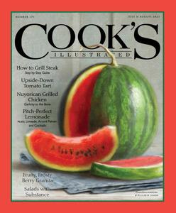 Cook's Illustrated - July 2021