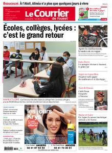 Le Courrier de l'Ouest Angers – 01 septembre 2020