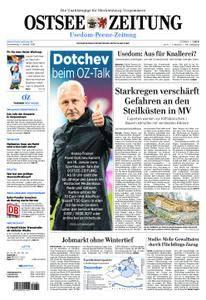 Ostsee Zeitung Wolgast - 04. Januar 2018