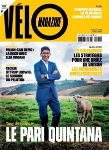 Vélo Magazine - Juillet 2020