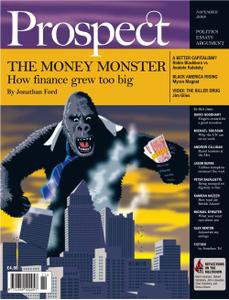 Prospect Magazine - November 2008