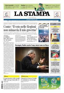 La Stampa Imperia e Sanremo - 25 Marzo 2019
