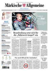 Märkische Allgemeine Dosse Kurier - 19. Januar 2019
