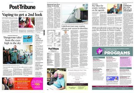 Post-Tribune – October 13, 2019