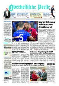 Oberhessische Presse Marburg/Ostkreis - 30. September 2017