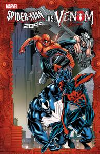 Spider-Man 2099 vs Venom 2099 2019 Digital Kileko