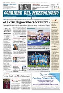 Corriere del Mezzogiorno Campania - 14 Gennaio 2021