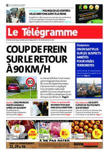 Le Télégramme Guingamp – 23 janvier 2020