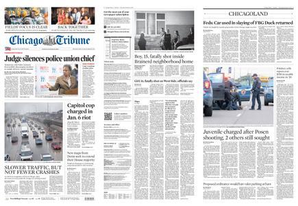 Chicago Tribune – October 16, 2021