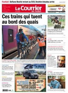 Le Courrier de l'Ouest Angers – 06 octobre 2020