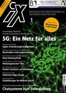 iX Magazin - Januar 2020