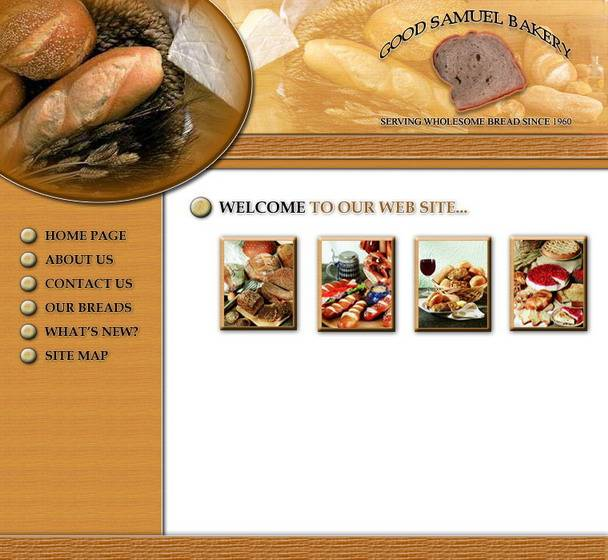 60 professional Photoshop PSD Web Templates