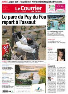 Le Courrier de l'Ouest Cholet – 06 juin 2020