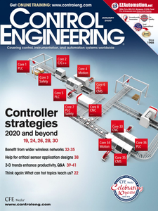 Control Engineering - January 2020