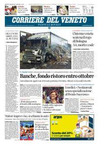 Corriere del Veneto Padova e Rovigo - 7 Agosto 2018