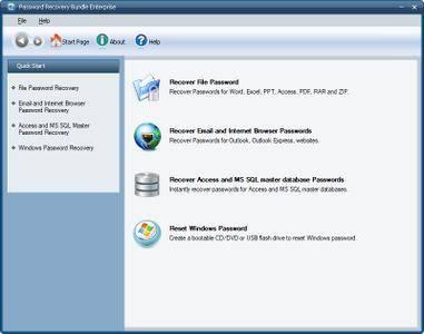 Password Recovery Bundle Enterprise 8.2.0 Portable