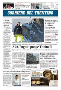 Corriere del Trentino – 20 gennaio 2019