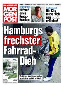 Hamburger Morgenpost – 23. November 2019