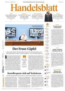 Handelsblatt - 17 Februar 2021