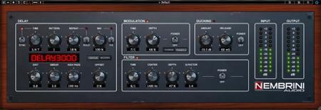 Nembrini Audio Delay3000 v1.0.0 WiN