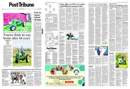 Post-Tribune – May 15, 2020