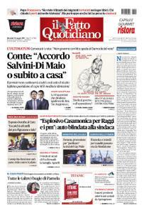 Il Fatto Quotidiano - 29 maggio 2019