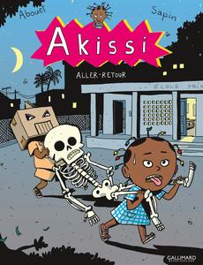 Akissi - Tome 9 - Aller-retour