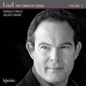 Gerald Finley, Julius Drake - Franz Liszt: The Complete Songs, Volume 3 (2015)