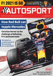 Autosport – 18 February 2021