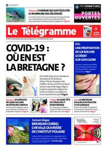 Le Télégramme Auray – 08 octobre 2020