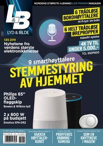 Lyd & Bilde - februar 2019