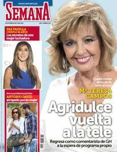 Semana España - 04 octubre 2017