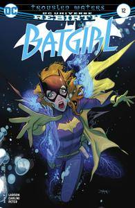Batgirl 012 2017 2 covers Digital Zone-Empire