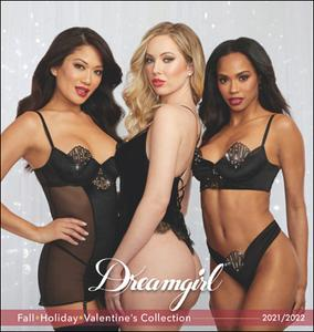 Dreamgirl - Fall Holiday Valentine's Lingerie Collection Catalog 2021-2022