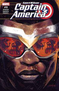 Captain America - Sam Wilson 019 2017 Digital Zone-Empire