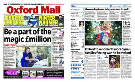 Oxford Mail – December 16, 2017