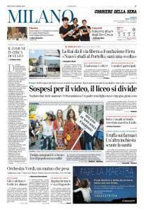 Corriere della Sera Milano - 19 Aprile 2018