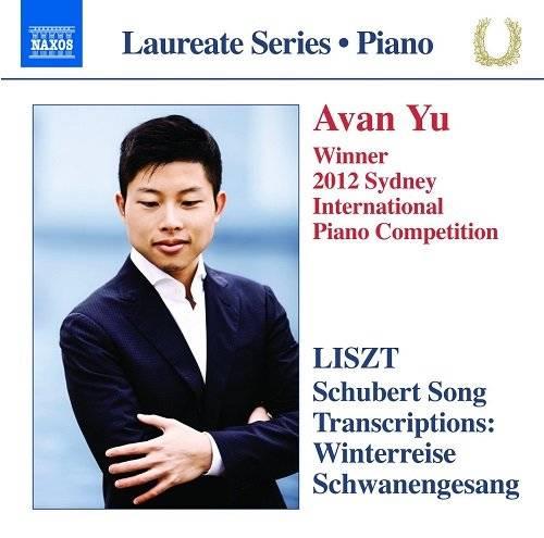 Avan Yu - Liszt: Schubert Song Transcriptions (2016)