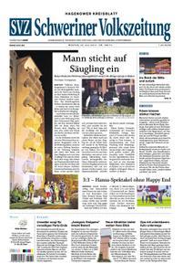 Schweriner Volkszeitung Hagenower Kreisblatt - 22. Juli 2019